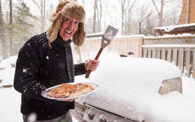 Winterbarbecue, het is een idee!