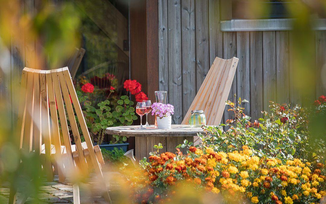 Decotrend : het terras van uw vakantiewoning inrichten