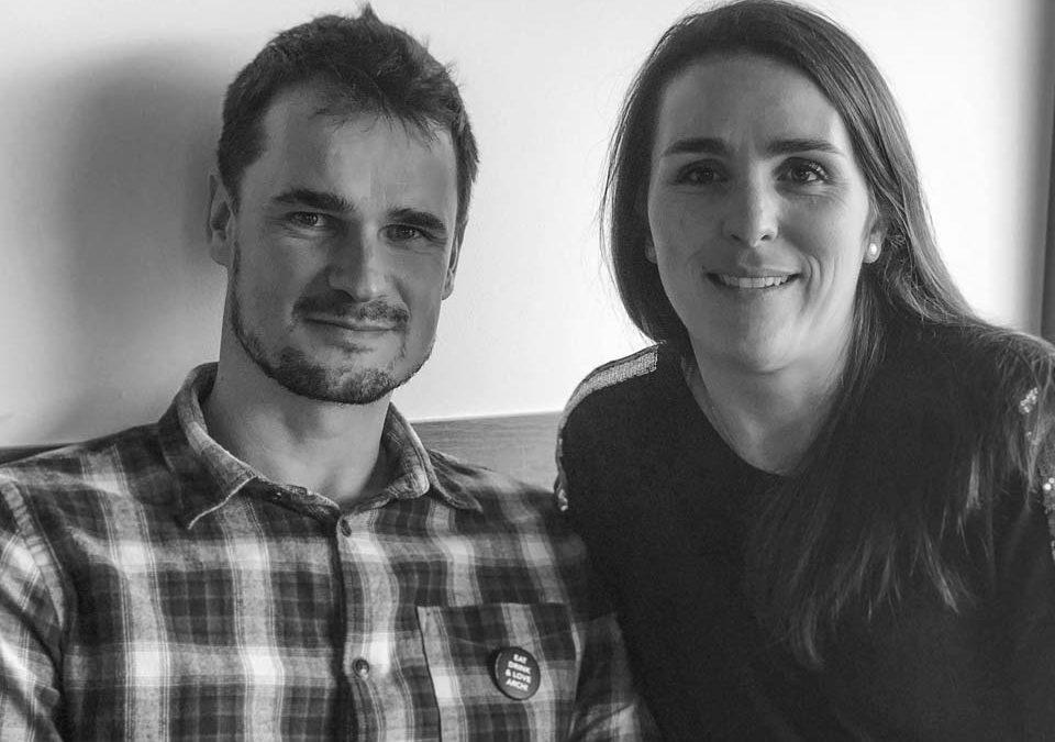 Eigenaar in beeld: Elise en Julien in Libin