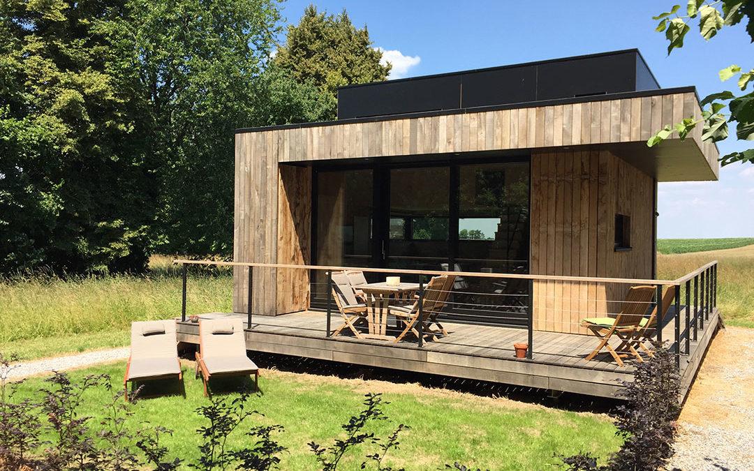 Wald-Cube … een klein vakantiehuisje, een geweldige ervaring !