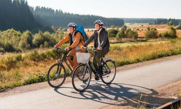 RAVeL: familietrip in de Euregio met de fiets