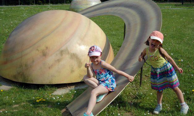 3 ruimtewandelingen om samen met je kinderen te ontdekken!