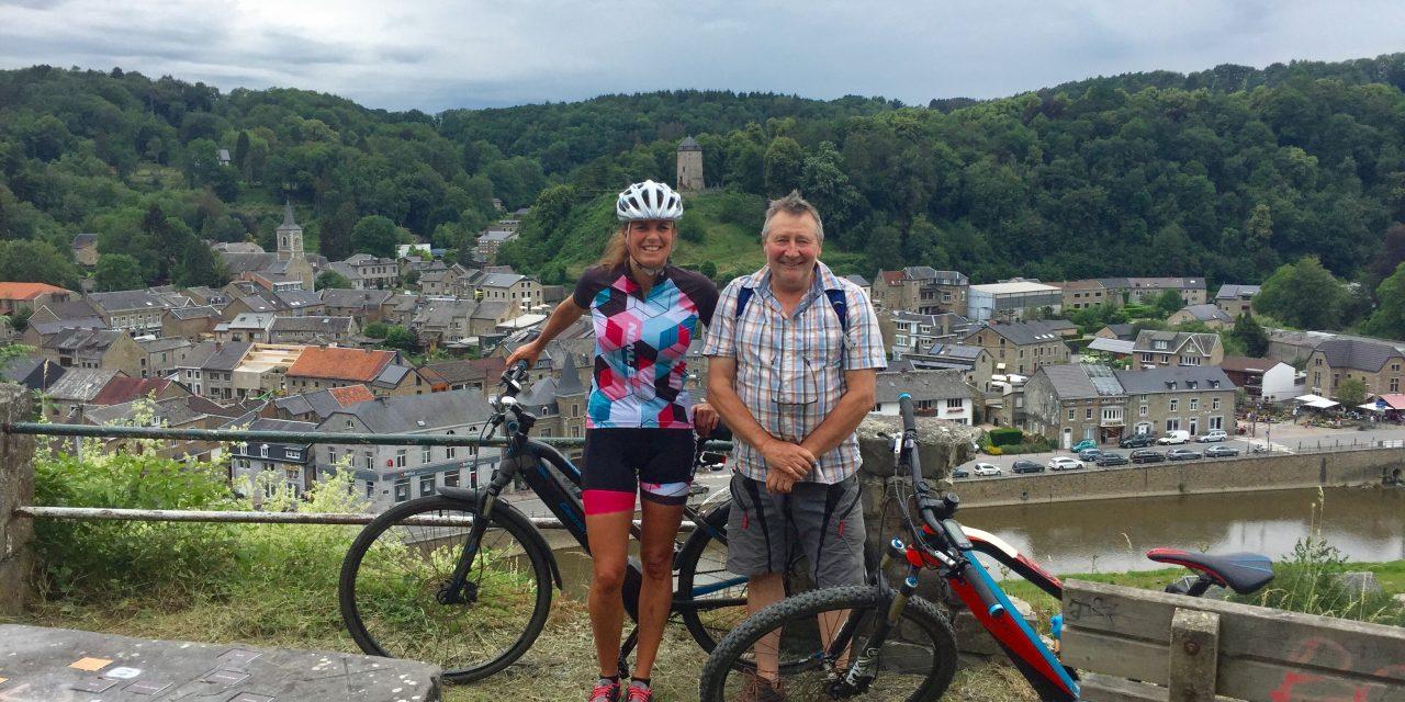Op ontdekking in Comblain-Au-Pont met Philippe