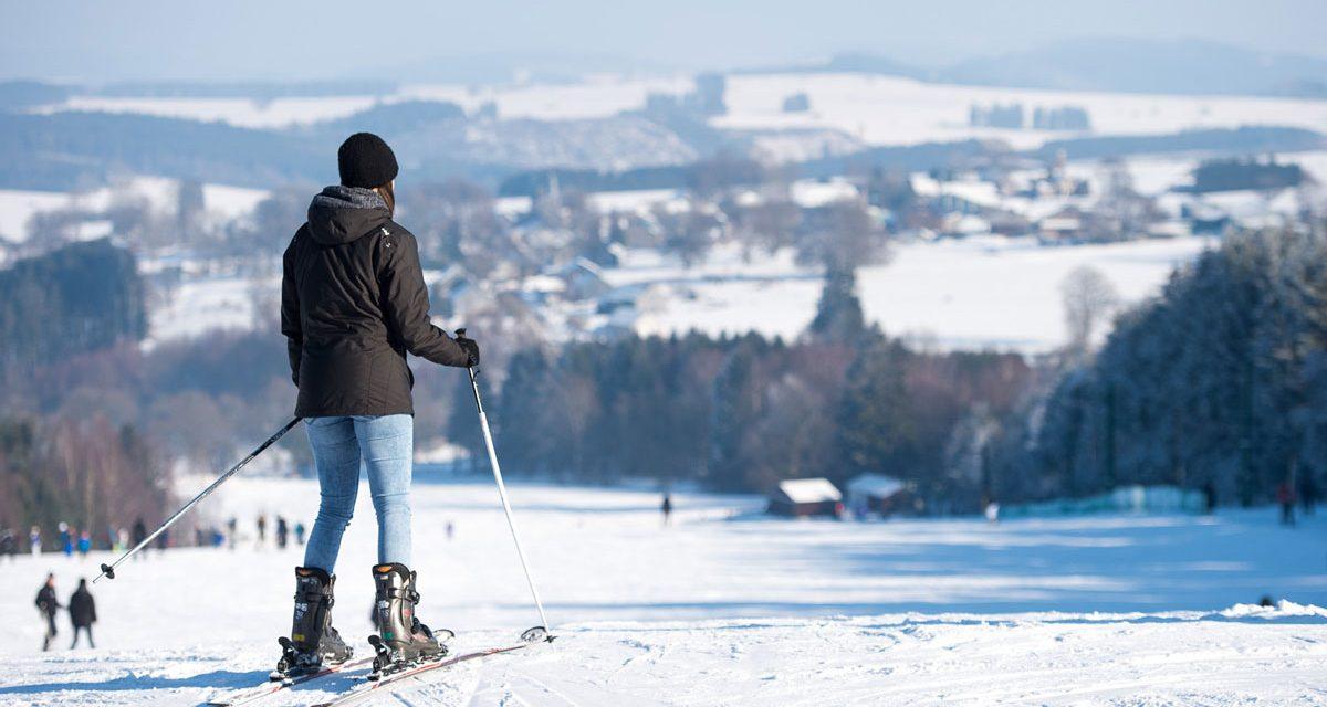 4 plekken om van de sneeuw in de Ardennen te genieten