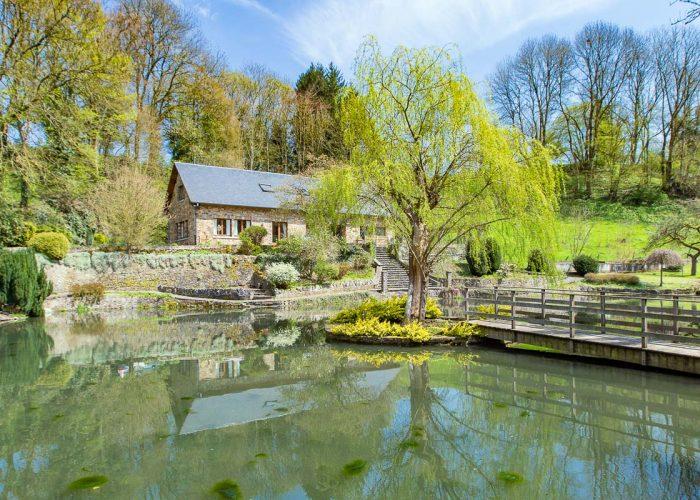 vakantiehuis in Yvoir in de Ardennen