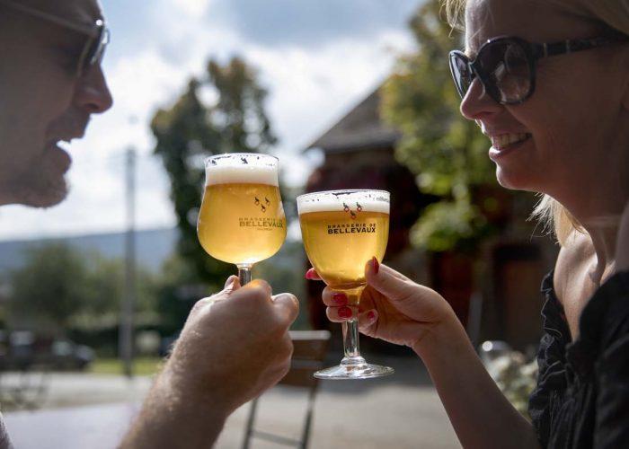 brouwerij van bellevaux in Malmedy