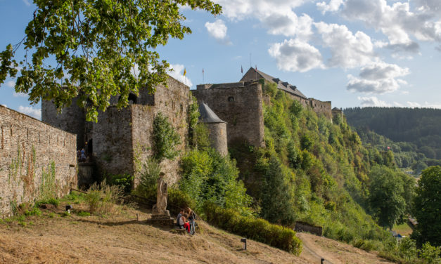 7 kastelen in de Ardennen om bij weg te dromen
