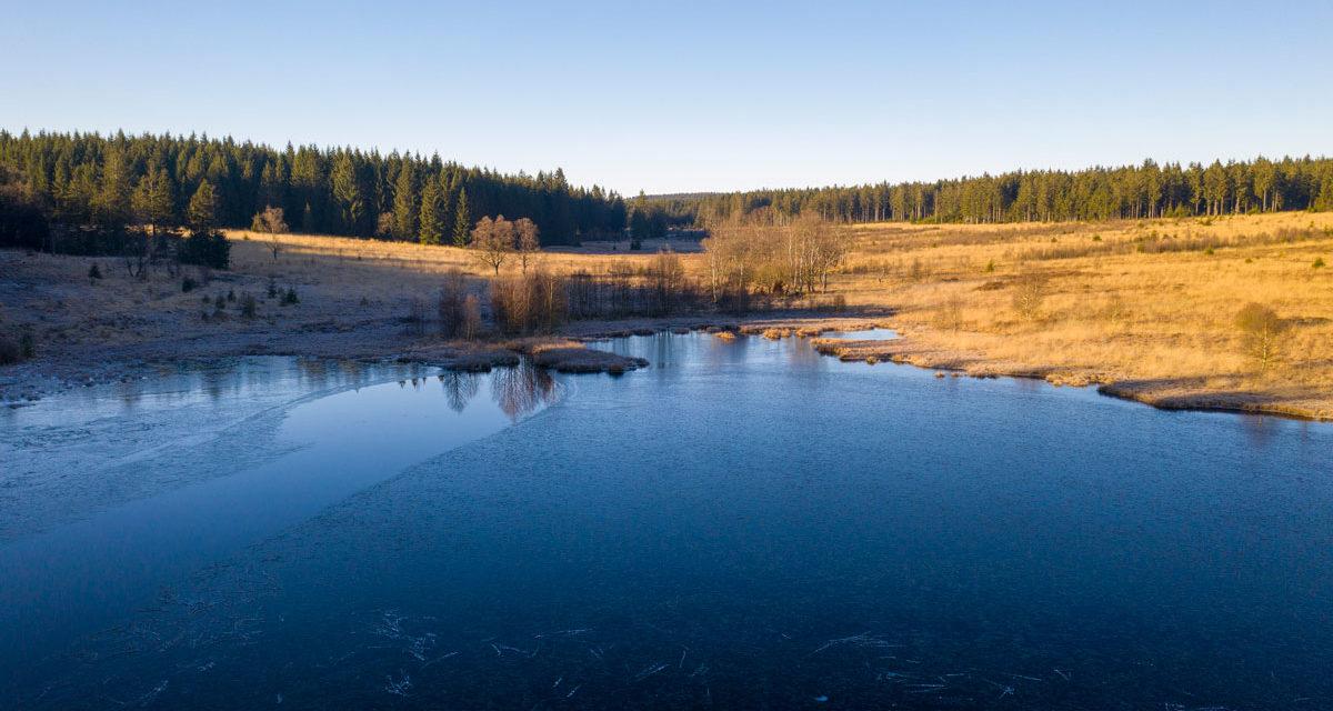 5 winterwandelingen in de Ardennen waarvan je versteld zult staan