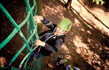Forestia Avonturenparcours-Sports Aventure tot Provincie Luik