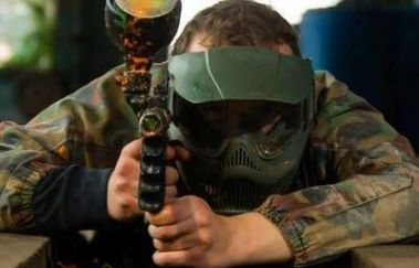 Paintball Verviers-Sports Aventure tot