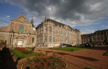 Abbaye de Floreffe-Visites - Curiosités tot Provincie Namen