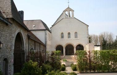 Abdij Notre-Dame van Saint-Remy-Visites - Curiosités tot Provincie Namen