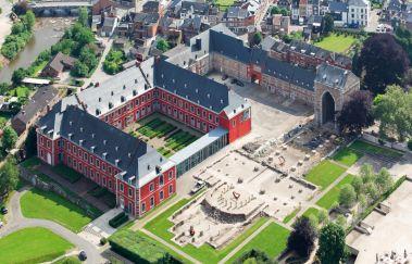 Abdij van Stavelot-Visites - Curiosités tot Provincie Luik