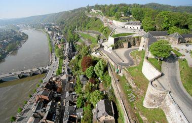 Citadel van Namen-Visites - Curiosités tot Provincie Namen