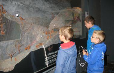Huis van het Salmland-Visites - Curiosités tot Provincie Luxemburg