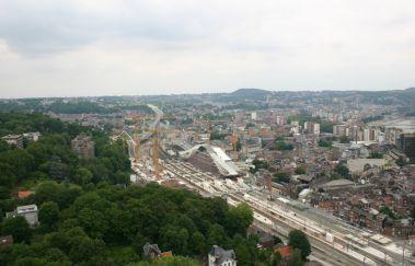 Intergeallieerde Memoriaal-Visites - Curiosités tot Provincie Luik