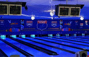 Bowling 362 - Magic Planet de Malmedy-Bowling tot Provincie Luik