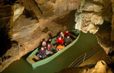 Grotten van Remouchamps-Grottes tot Provincie Luik