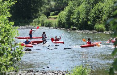 <p>Coo Kajak</p>-Kayak tot Provincie Luik