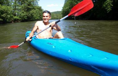 Domaine van Palogne - Kajak-Kayak tot Provincie Luik