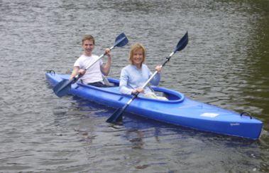 Kayak Les Epinoches-Kayak tot Provincie Luxemburg