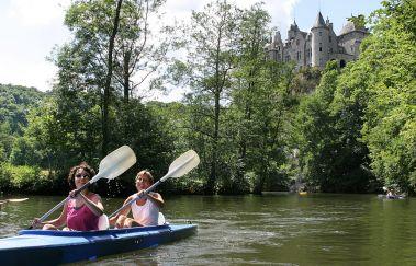 Lesse Kayaks-Kayak tot Provincie Namen