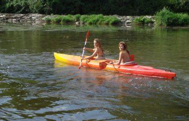 <p>Kayaks La Vanne</p>-Kayak tot Provincie Luxemburg