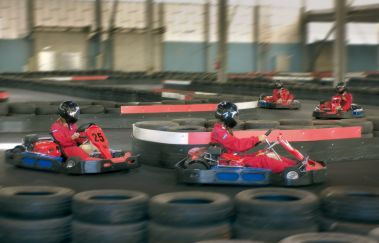 JM Karting Namur-Karting tot Provincie Namen