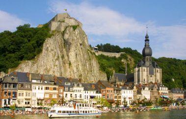 Citadel van Dinant-Chateaux tot Provincie Namen