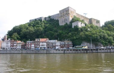 Fort van Hoei-Chateaux tot Provincie Luik