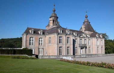Kasteel van Modave-Chateaux tot Provincie Luik