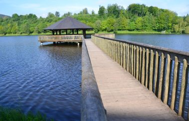 Les Doyards-Lac tot Provincie Luxemburg
