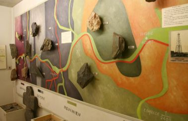 Museum van de Coticule-Musée tot Provincie Luxemburg