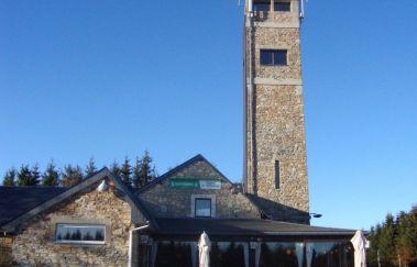 Signal de Botrange-Sites naturels tot Provincie Luik