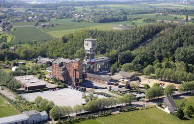 Blegny-Mine-Centres de Découvertes tot Provincie Luik