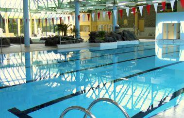 Zwembad van Bohon (Durbuy)-Piscine couverte tot Provincie Luxemburg
