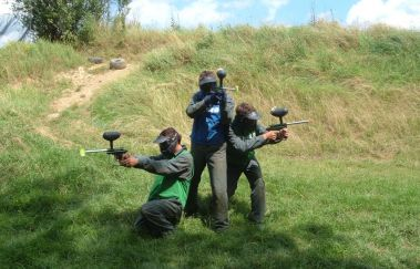 Formul'Quads: Paintball-Paint-ball tot Provincie Luik