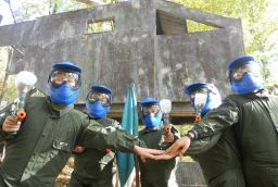 Gaume Paintball in Provincie Luxemburg
