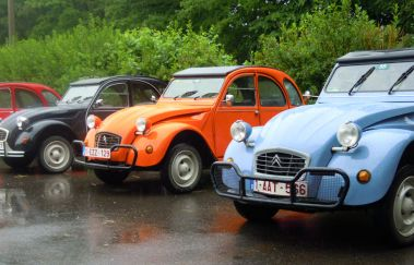Road Vintage Experience-Sports et loisirs tot