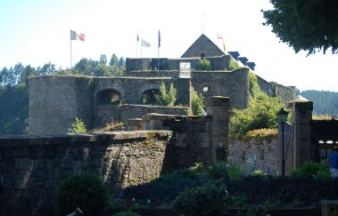 Bouillon-Ville tot Bouillon