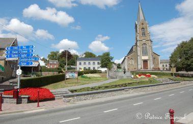 Hamoir-Ville tot Provincie Luik