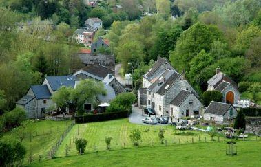Olne-Ville tot Provincie Luik