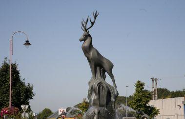 Saint-Hubert-Ville tot Provincie Luxemburg