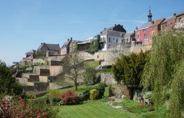 Thuin-Ville tot Province de Hainaut