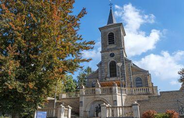 Tintigny-Ville tot Provincie Luxemburg