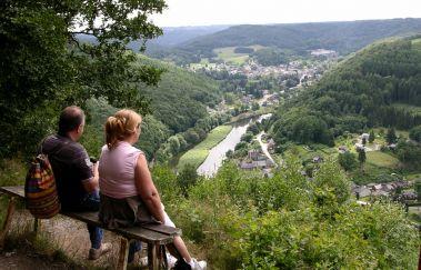 Vresse-Sur-Semois-Ville tot Provincie Namen