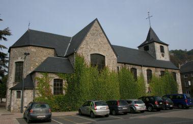 Yvoir-Ville tot Provincie Namen