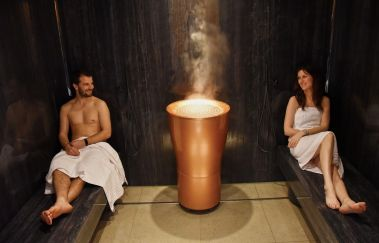 Wellness du Sanglier des Ardennes-Thermes tot Durbuy - Province du Luxembourg