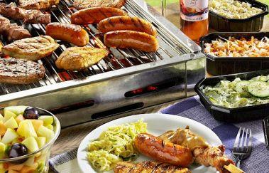 <p>A-Z Barbecue & Gourmet</p>-Traiteurs tot
