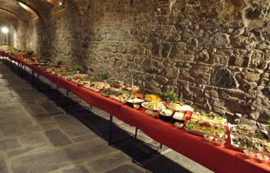 <p>Traiteur La Truite Gourmande</p>-Traiteurs tot Province du Liege